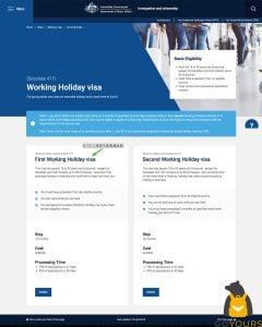 澳洲打工度假-簽證申請懶人包01