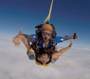 澳洲打工度假-會員跳傘