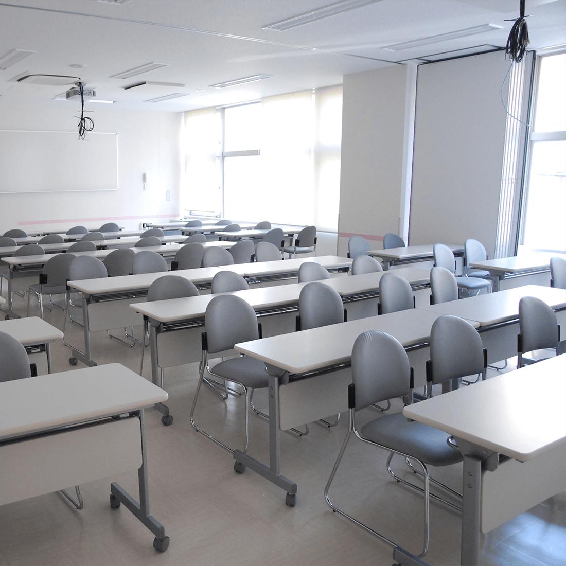 CBC外語商業專門學校-教室