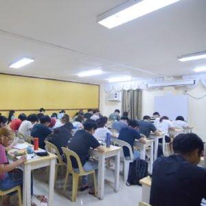 CG - 斯巴達校區