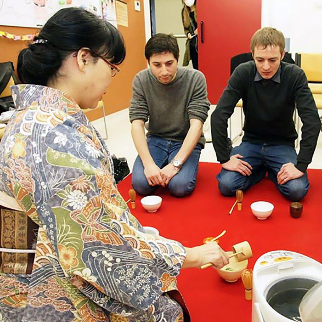 ISI日本學校-茶道